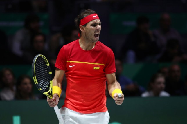 Rafael Nadal wins Davis Cup for hosts Spain against Canada