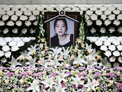 No foul play suspected in Goo Hara's death as police find 'handwritten note' at the scene