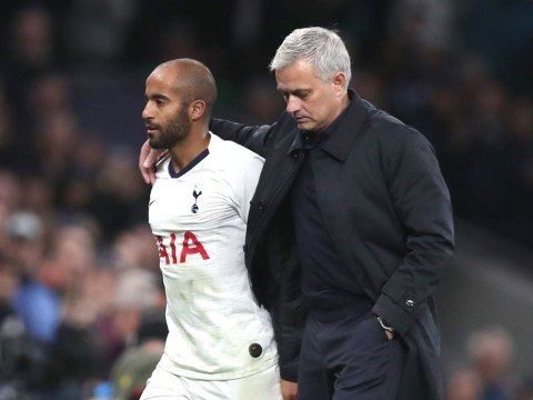 Tottenham star Lucas Moura hints he was wasted by Mauricio Pochettino and praises Jose Mourinho