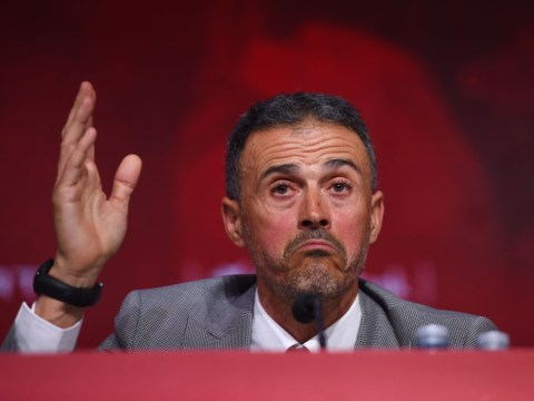 Arsenal target Luis Enrique confirms he received an offer from 'foreign club'
