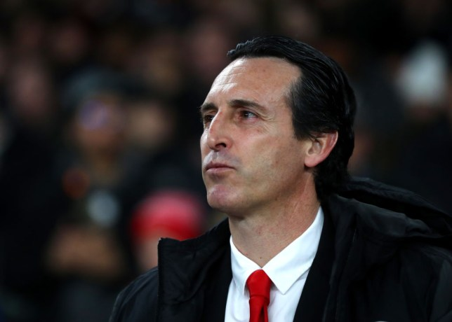 Unai Emery has been sacked after 18 months in charge of Arsenal