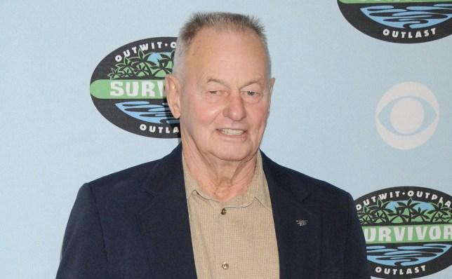 Survivor star Rudy Boesch