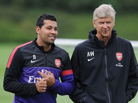 Andre Santos hits out at Arsenal's mentality under Arsene Wenger