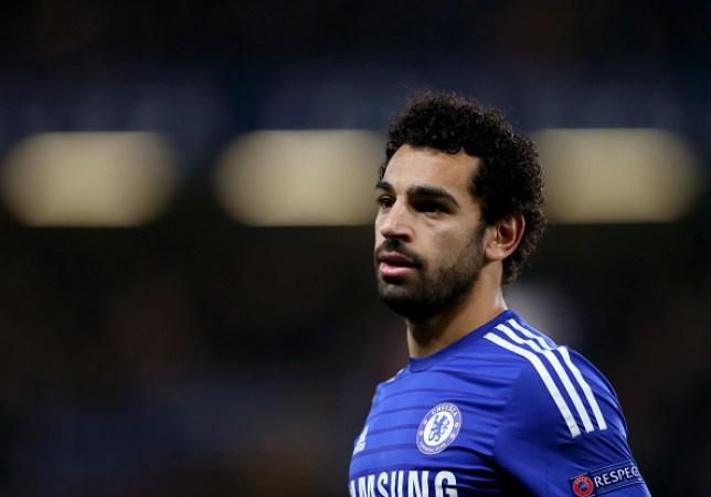 Mohamed Salah struggled to make an impression at Chelsea under Jose Mourinho