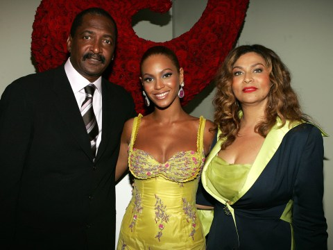 Mathew Knowles says daughters Beyonce and Solange 'know I'm a fighter' as he talks breast cancer diagnosis