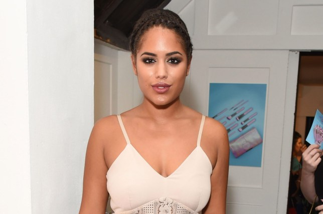 Love Island's Malin Andersson shares harrowing photo of bruised face to shine light on domestic abuse