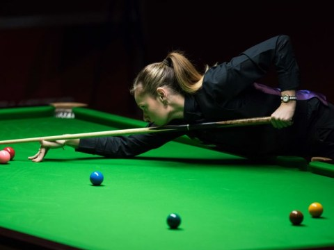 Shaun Murphy demands some respect for Reanne Evans after Champion of Champions debut