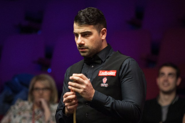 Michael Georgiou relishing Northern Ireland Open after 'culture shock' move from London to Antrim