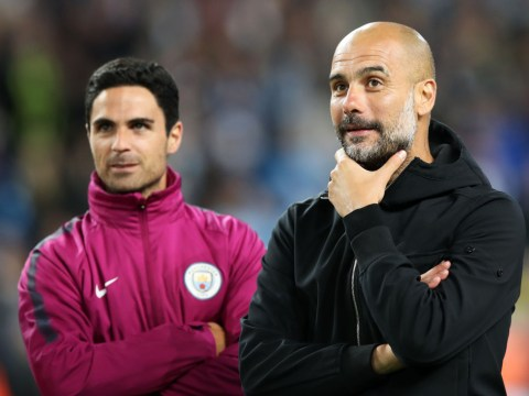 Pep Guardiola responds to Arsenal wanting Mikel Arteta to replace Unai Emery