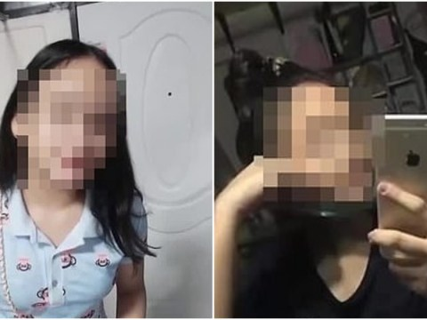 Girl, 13, jumped to her death 'after being gang raped by six boys'