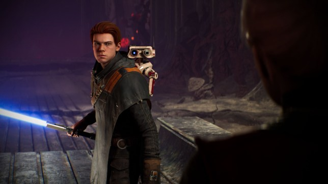 Star Wars Jedi: Fallen Order update adds photo mode and lightsaber fix