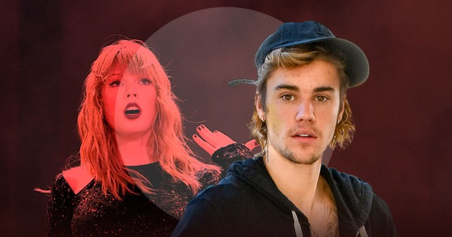 Justin Bieber is team Scooter Braun as he breaks silence over Taylor Swift drama