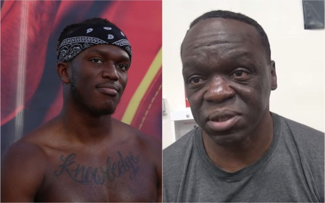Jeff Mayweather said KSI was 'not a real fighter' ahead of his fight with Logan Paul