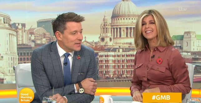 Kate Garraway remains coy over I'm A Celeb stint as she teases jungle appearance on GMB