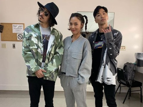 Korean hip-hop group MFBTY on working with RM from BTS and why they still get stage fright