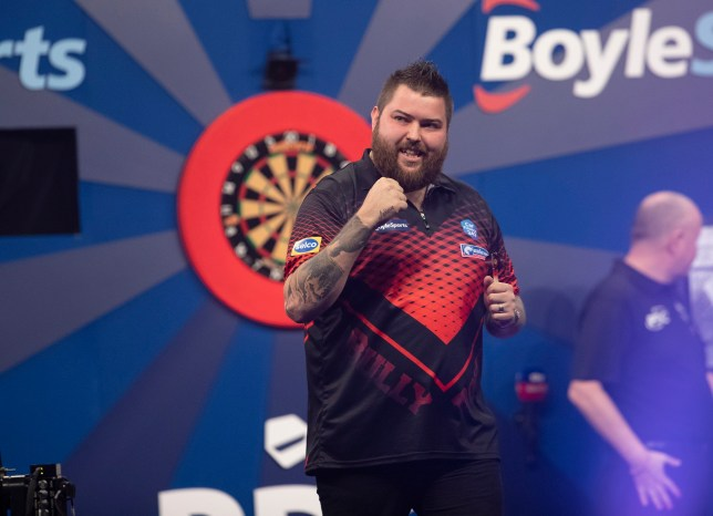 Glen Durrant and Michael Smith in row over 'disrespect' shown at Grand Slam of Darts