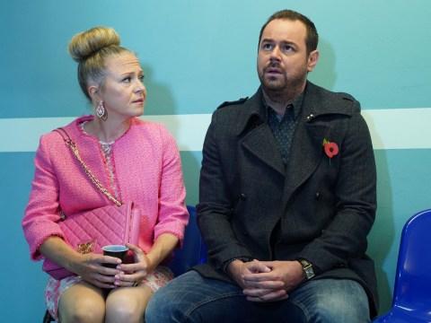 EastEnders spoilers: Mick and Linda Carter await news on Ollie
