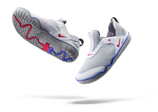Sawyer Miller's design for Nike Air Zoom Pulse for doctors and nurses