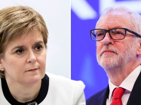 Labour must scrap Trident nuclear weapons to win SNP support, says Sturgeon