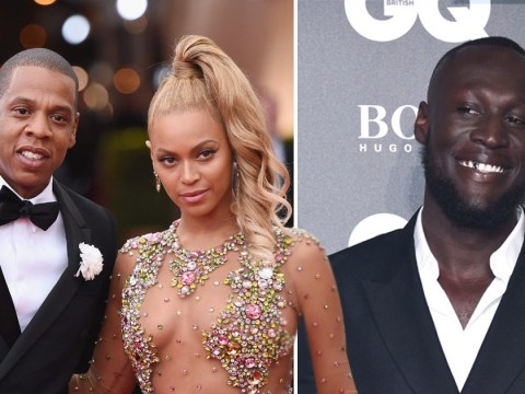 Stormzy teases 'greatest conversation' with Beyonce and Jay Z amid hopes to collaborate with couple