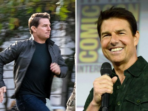 Tom Cruise is 'too old' for action movies at age 57 says Jack Reacher author Lee Child