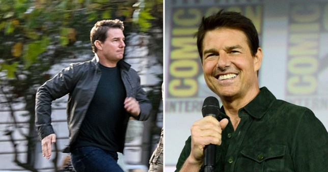 Tom Cruise is 'too old' for action movies says Jack ...