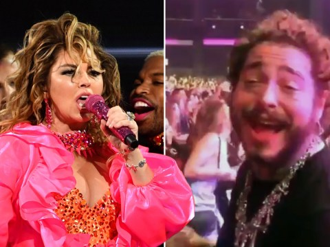 Is there anything more relatable than Post Malone getting his best life to Shania Twain?