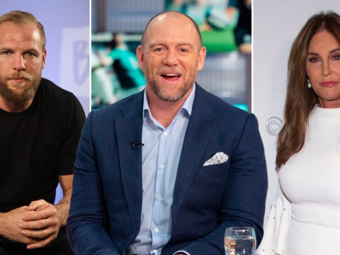 Mike Tindall calls out I'm A Celebrity's James Haskell for using Caitlyn Jenner and issues warning to Chloe Madeley