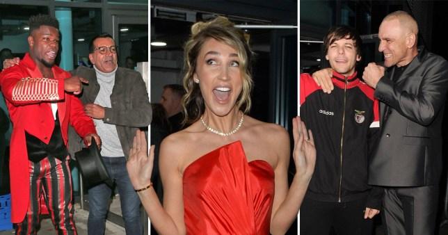 X Factor: Celebrity
