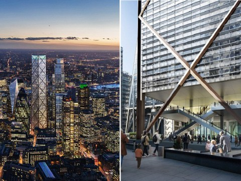 London to get new tower called The Trellis and it's nearly as high as The Shard