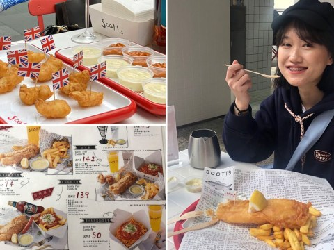 York fish and chip shop attracts coach parties of tourists – so they've opened another branch in China