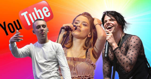 Who is on YouTube Music's One To Watch list for 2020?