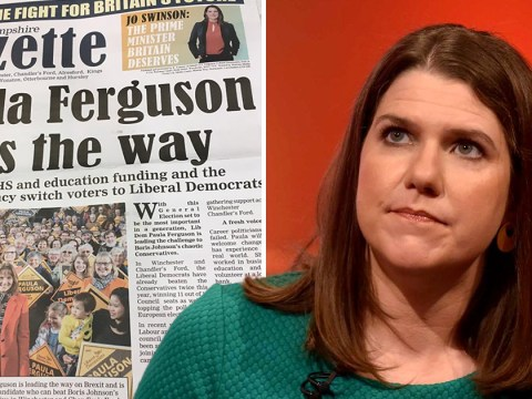 Lib Dems in fake news scam with leaflets that look like local papers