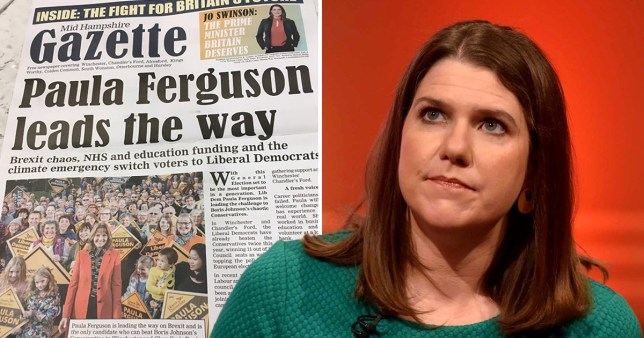 Lib Dems in fake news scam with leaflets that look like real local papers