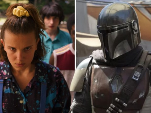 The Mandalorian smashes Stranger Things as most in-demand streaming series ever