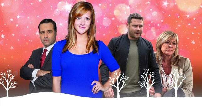 Emmerdale spoilers: Boss Jane Hudson reveals huge Christmas twists