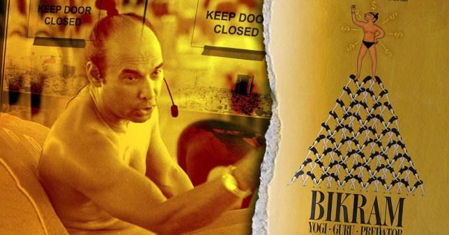 bIKRAM Yogi, Guru, Predator