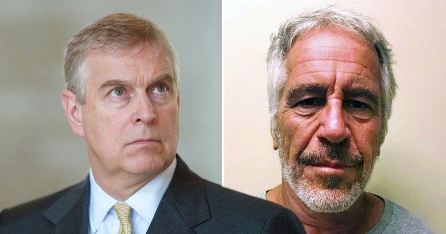Met Police won't investigate claims about Prince Andrew's involvement with Jeffry Epstein