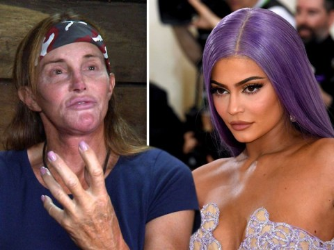 I'm A Celebrity fans in shock as Caitlyn Jenner reveals Kylie spends $400,000 on security every month