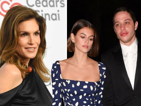 Pete Davidson and Kaia Gerber romance 'approved' by her 'supportive' mum Cindy Crawford