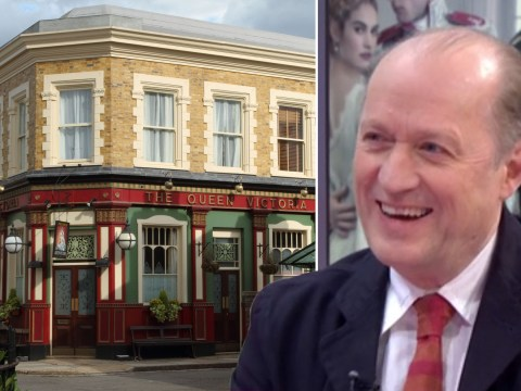 EastEnders' Adrian Edmondson teases return after Daniel Cook faked own death