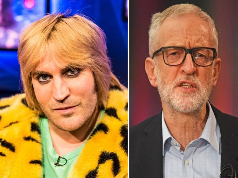 Noel Fielding compares General Election to 'choosing between urine and s*** sandwich'