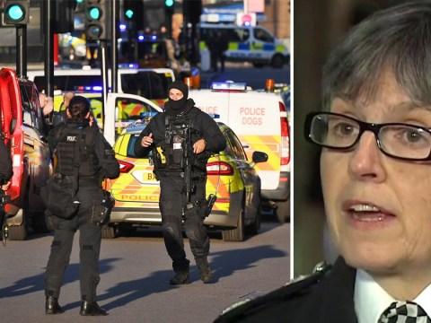 Cressida Dick applauds police for swift response to London Bridge terrorist