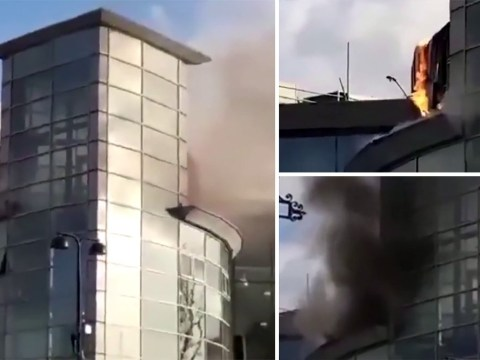 Large fire breaks out at north London cinema