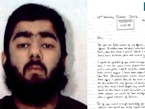 London Bridge attacker Usman Khan 'asked to be sent on deradicalisation course'