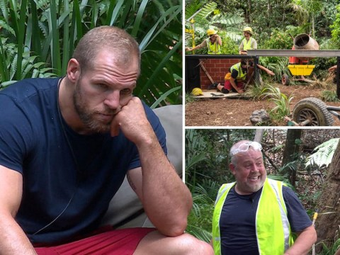 I'm A Celebrity day 14 recap: Cliff and Myles turn builders, the Dingo Dollar Challenge causes friction and the camp baller is revealed