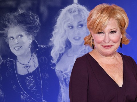 Bette Midler is down for Hocus Pocus 2 and we are bewitched