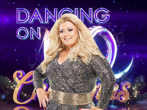 Gemma Collins is 'getting her skates on' for Dancing on Ice Christmas special