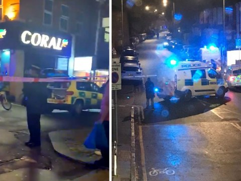Five people stabbed in just two hours during London night of bloodshed