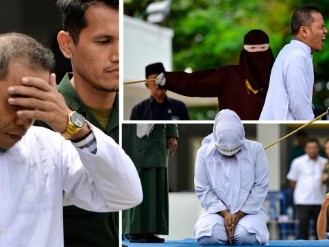 Man behind Indonesia's strict adultery laws flogged for having an affair
